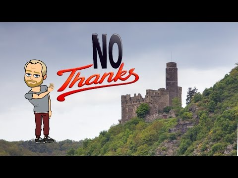 I Don't Want to Live in a Castle - Germany Travel Vlog