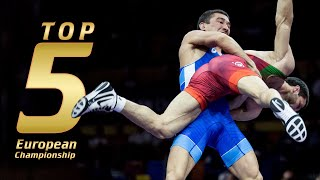 Топ 5 бросков с Чемпионата Европы / Top 5 throws from the European Championship
