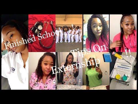 Medical Assistant: Finishing School1 + Tips on Externship! - YouTube