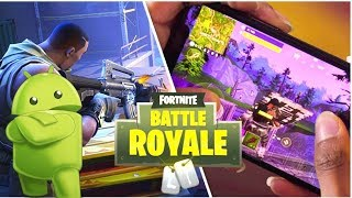 Fortnite Android Download  |  Fortnite Clone Fortcraft | GameZone