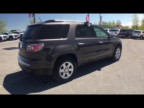 2014 GMC Acadia Mt. Airy, Westminster, Skysville, Germantown, Frederick, MD 33164A