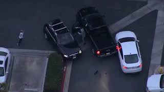 Police K-9 stops chase suspect in his tracks in Southern California
