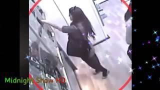 Shame lady's cctv footage videos || Latest updates