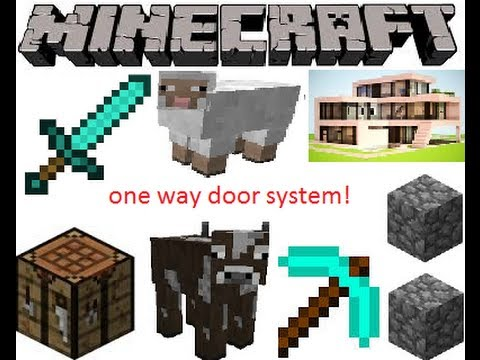 Full download minecraft secret rooms mod showcase one for 10 ways to make a secret door in minecraft