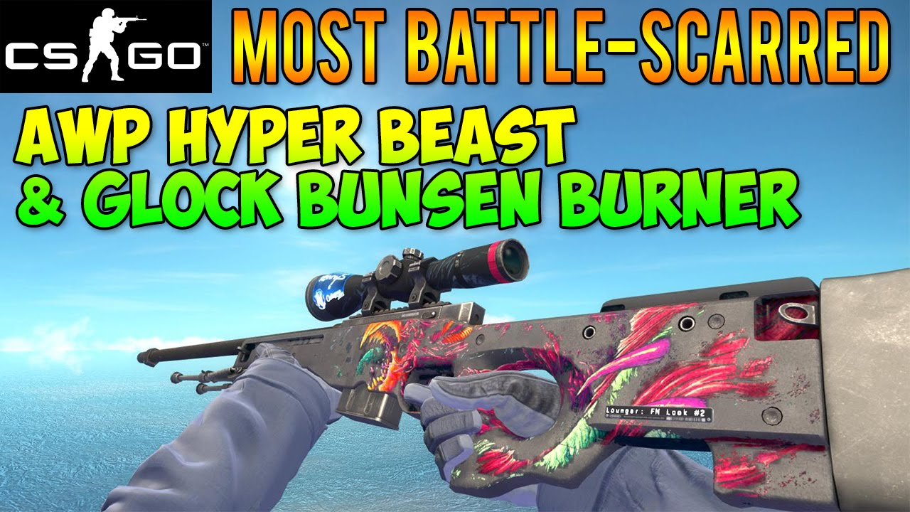 Cs go cool battle scarred skins go to steam