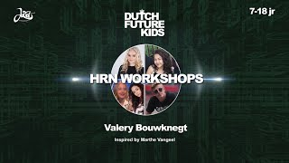 VALERY BOUWKNEGT (Solo) | Shal Marshall - Wine Yuh Body | Dutch Future Kids