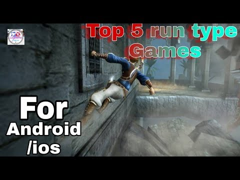 Top 5 Run Type Games For Android/ios | 5 Games Like Temple Run | Gaming Verse