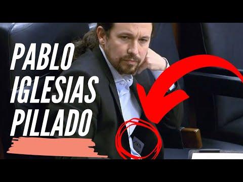 PABLO IGLESIAS PILLADO vistiendo de ZARA, tras haber criticado las DONACIONES de AMANCIO ORTEGA