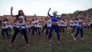 Zumba ® fitness - DESPACITO  - Luis Fonsi, Daddy Yankee remix Justin Bieber / NIKA & ZEBRA / NIKAZ
