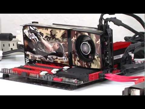 3-Way ASUS GTX660 Ti Performance Overview