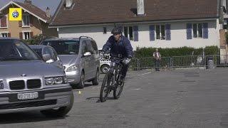 Accident avec vélo électrique