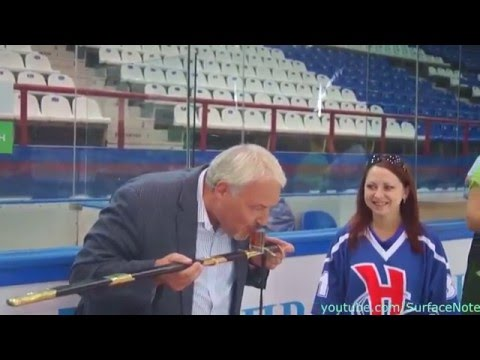Клип ХК Сибирь к плей-офф 2015