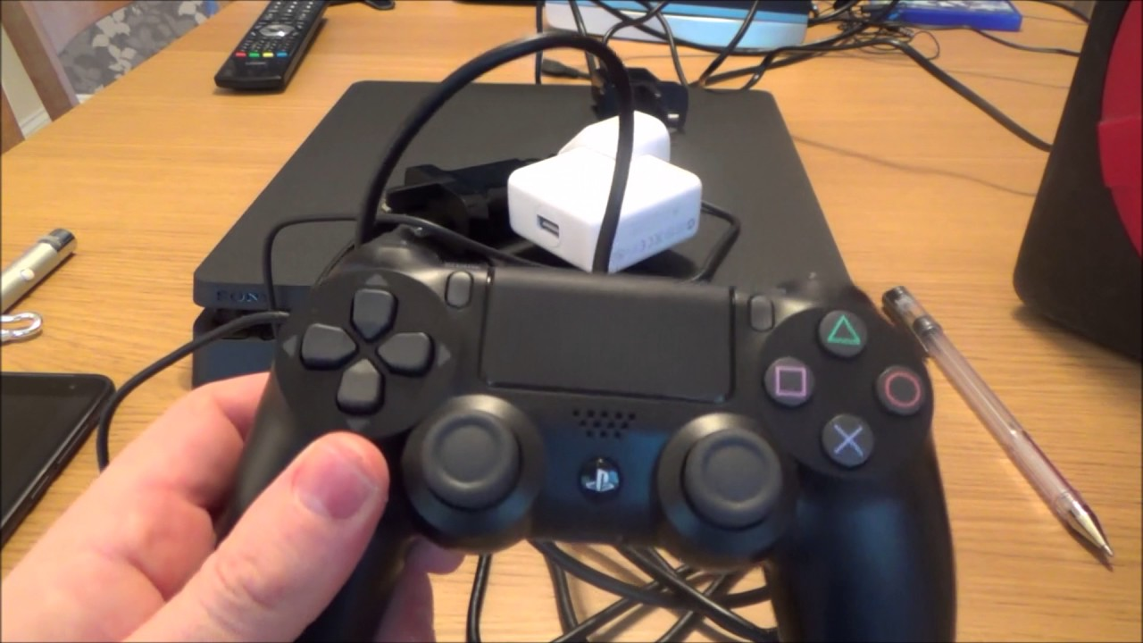 how to charge your ps4 controller without burning it out youtube. Black Bedroom Furniture Sets. Home Design Ideas