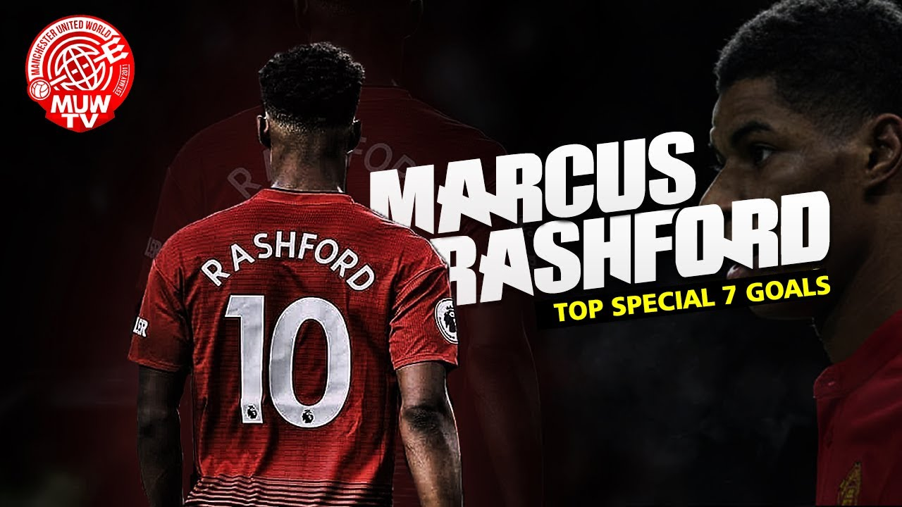 TOP 7 GOALS MARCUS RASHFORD TO SAVE MANCHESTER UNITED