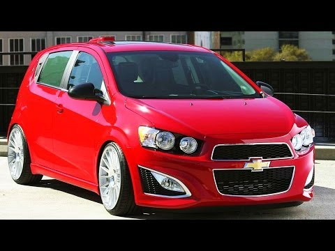 Talking Chevrolet Sonic Builds at the 2013 SEMA Show! Wide O