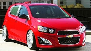 Talking Chevrolet Sonic Builds at the 2013 SEMA Show! Wide Open Throttle Ep. 89