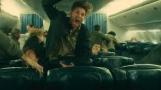 ☣ «Война миров Z» Заражение в самолете.