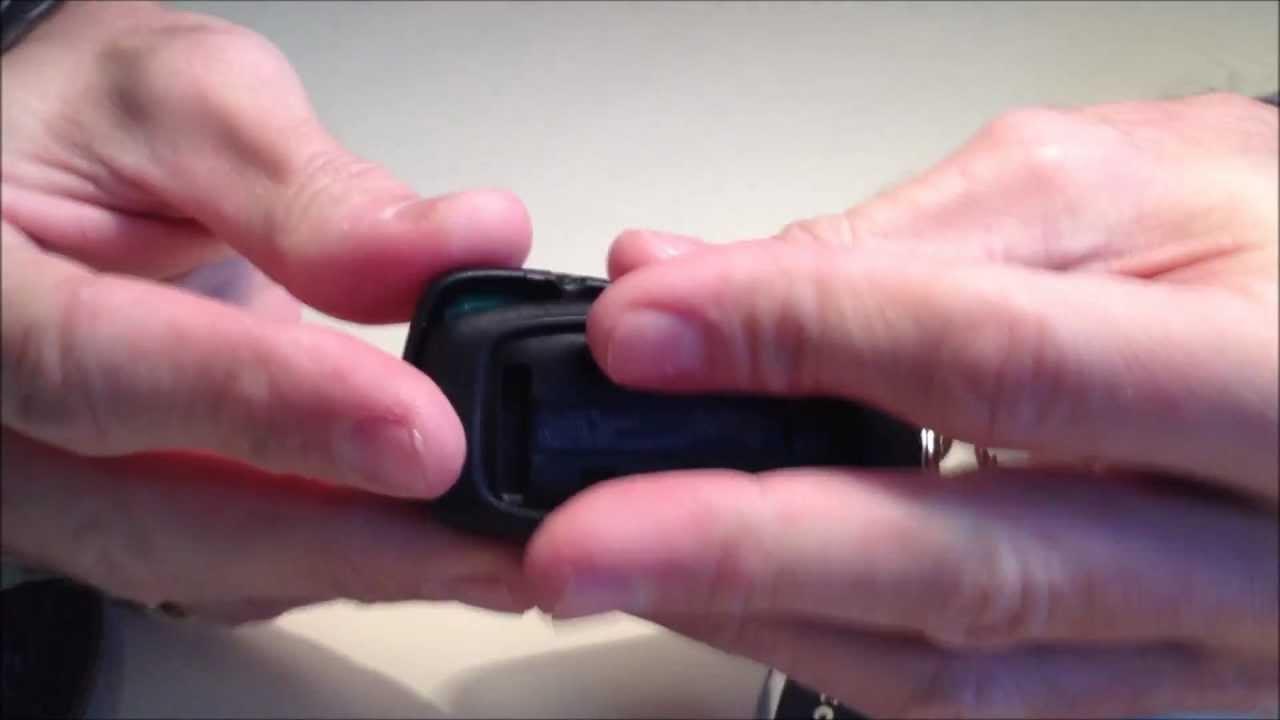 Sostituzione Batteria Ford Fiesta 2012 Titanium Key Fob