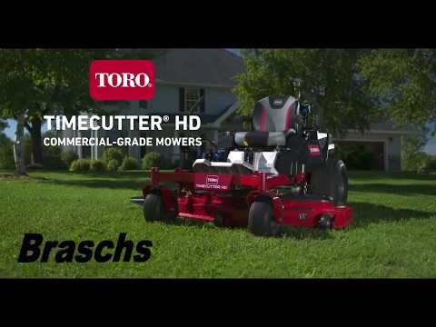 Braschs - Toro MyRide Suspension System