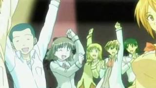 XS// School Rumble Ni Gakki - Eri & Yakumo Dance (OP Techno)