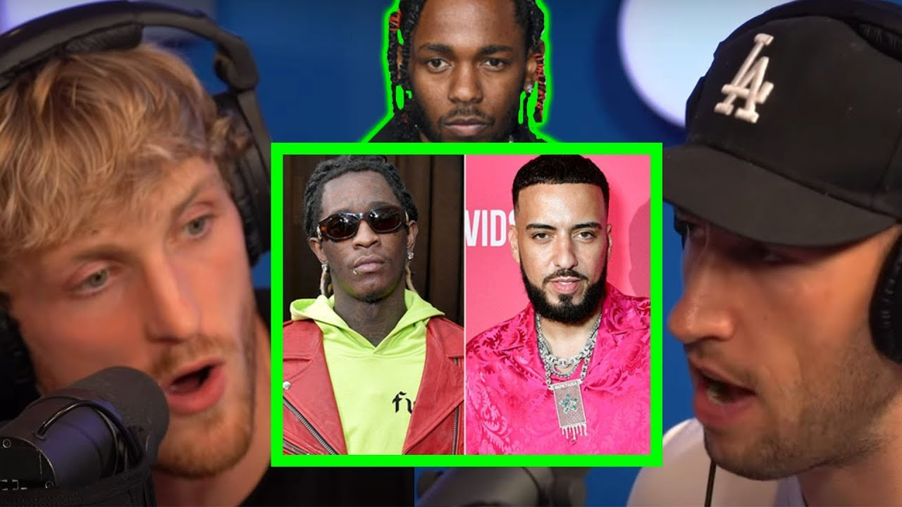 WHO'S BETTER, FRENCH MONTANA OR KENDRICK LAMAR? (YOUNG THUG TWITTER FIGHT)