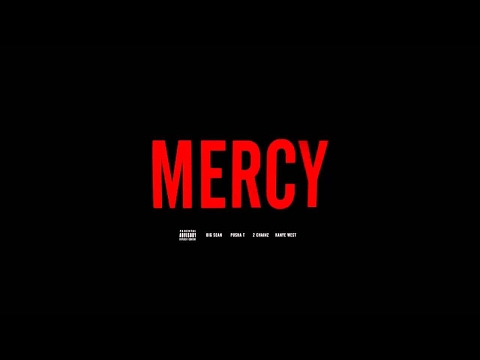 Kenye West - Mercy (Trap Remix) -BEST MUSICALLY SONG!-