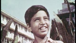 Boy of Mumbai, India, in 1967