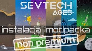 SevTech: Ages 1.12.2 |MC NON PREMIUM| Jak zainstalować paczkę modów