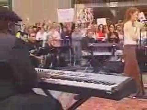 Renee Olstead - Summertime (live from Today Show