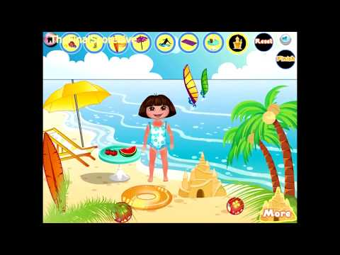 Dora The Explorer Dress Up Games Online - Dora The Explorer Online Games
