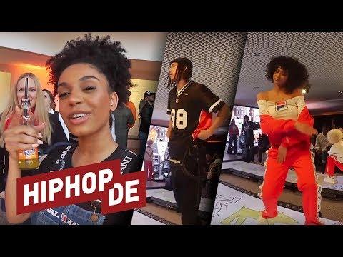 Alte Bekannte & neue Styles: Anita beim SNIPES 20 Years Kick Off – Backstage