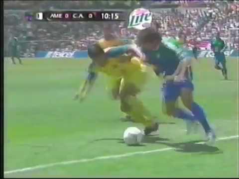 César Delgado vs América (Apertura 2003)