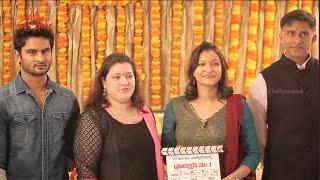 Sudheer Babu New Movie Launch - Sriram Aditya, Manjula, Posani Krishna Murali