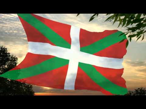 Flag and anthem of the Basque country