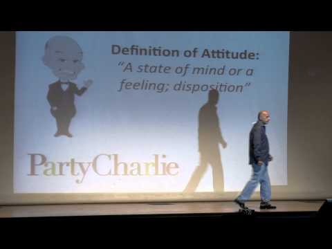 From Top to Bottom and Back: Charlie Scola at TEDxPacificPalisades