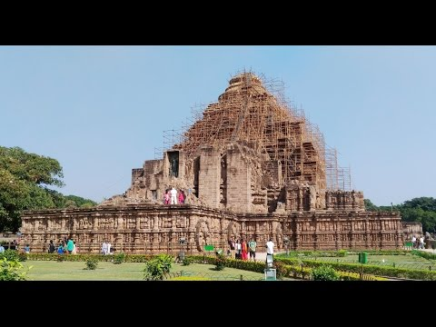 DOCUMENTARY ON KONARK SUN TEMPLE OF INDIA - A UNESCO WORLD HERITAGE