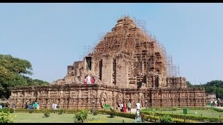 Video DOCUMENTARY ON KONARK SUN TEMPLE OF INDIA - A UNESCO WORLD HERITAGE download MP3, 3GP, MP4, WEBM, AVI, FLV Januari 2018