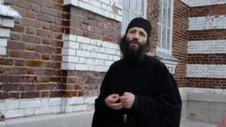 видео Андреевский мужской монастырь