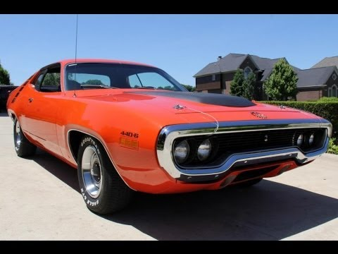 1971 plymouth road runner 440 6 pack for sale youtube. Black Bedroom Furniture Sets. Home Design Ideas