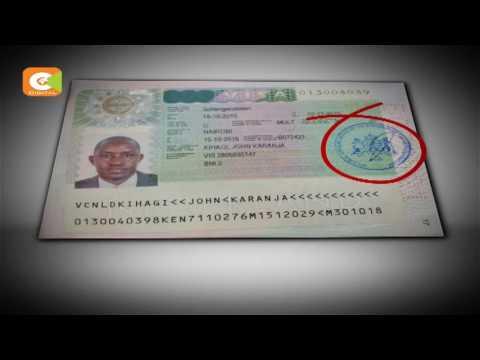 Italy deports Naivasha MP over fake passport stamps