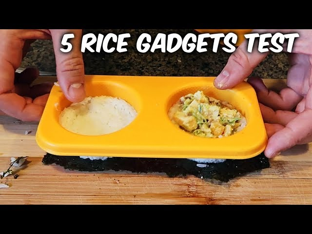 5 Rice Gadgets put to the Test