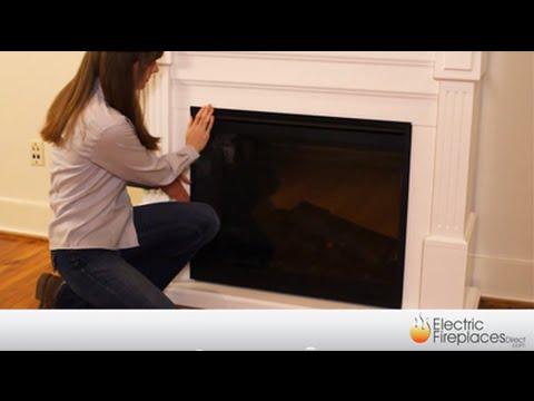 Electric Fireplace Insert | Plug-In Firebox | 1-866-966-1122