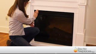 Electric Fireplace Insert | Plug-in Firebox | 1-866-966-1122