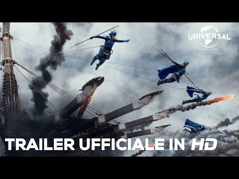 THE GREAT WALL di Zhang Yimou con Matt Damon - Secondo trailer italiano ufficiale