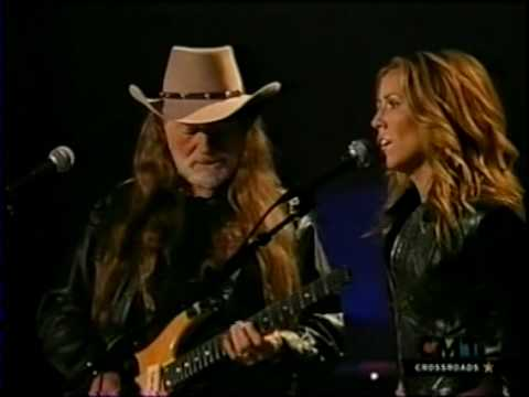 Crazy - Willie Nelson and Sheryl Crow