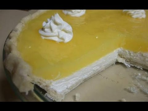 How to Make Lemon Supreme Pie