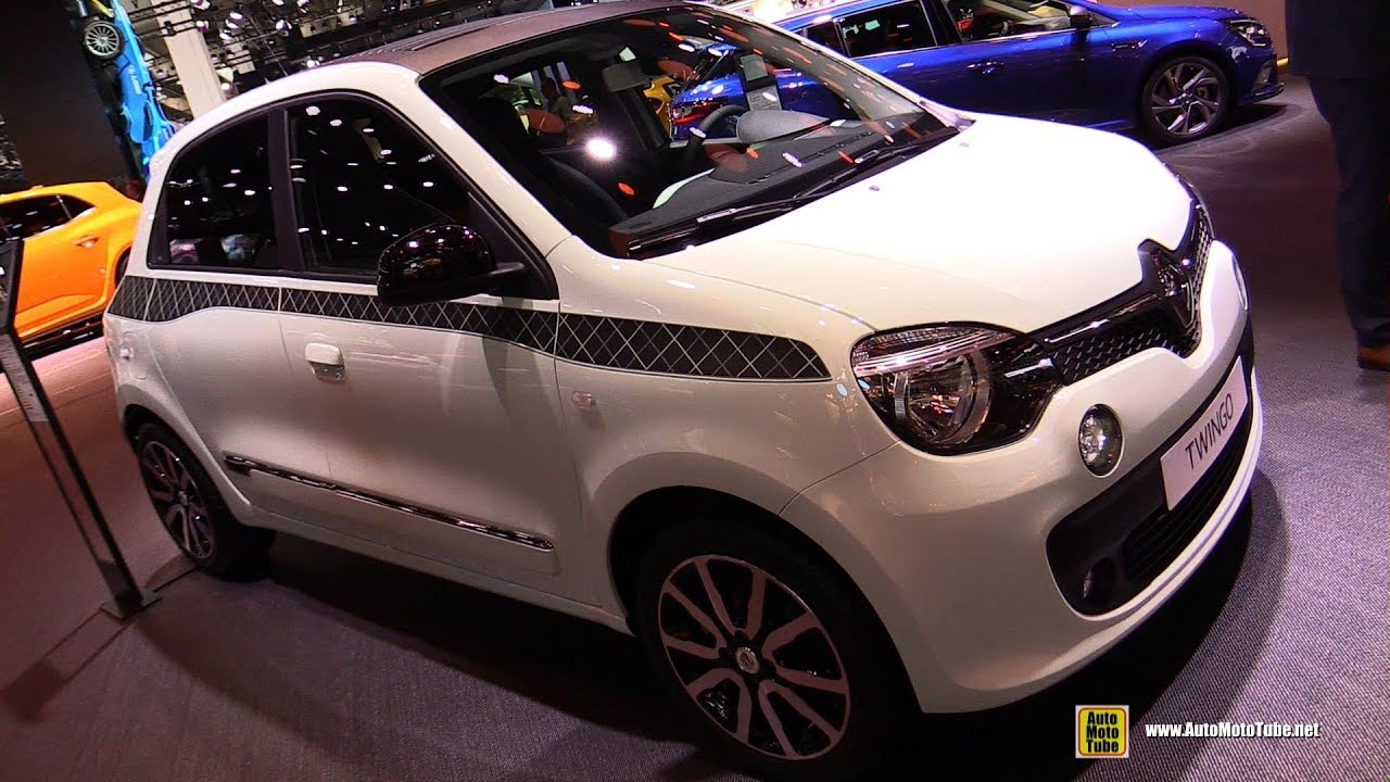 2018 Renault Twingo - Exterior and Interior Walkaround - 2017 ...