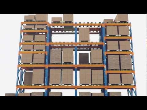 Riser Deck - Palletless Material Handling & Storage
