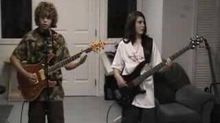 Tyler & Nick - Kryptonite - 3 Doors Down - 13 yr old guitarist