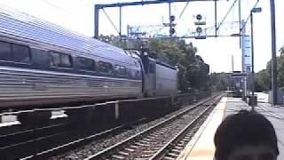 Amtrak AEM-7AC #927 Re-redubbed